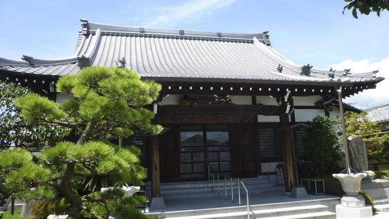 静岡市清水区本要寺(ほんようじ)